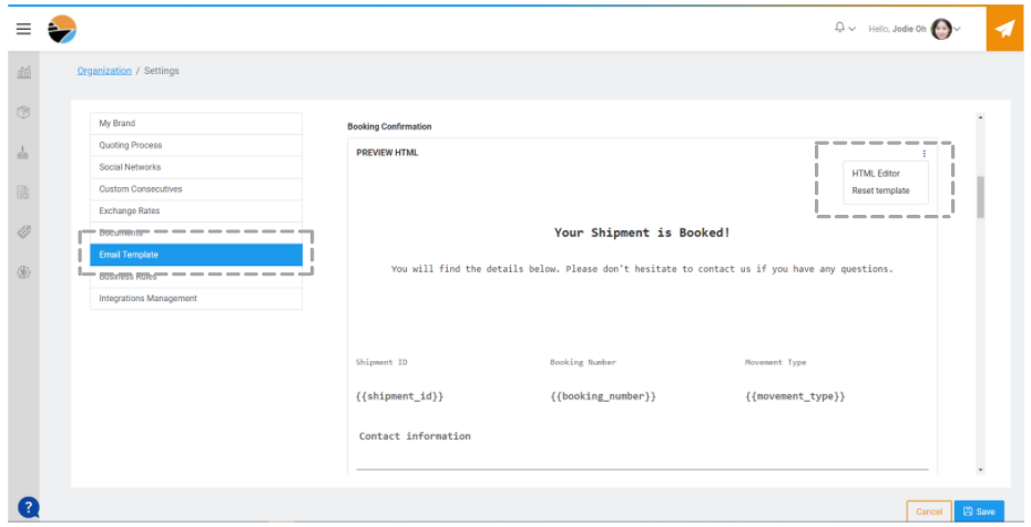 Interfaz de usuario gráfica, Texto, Aplicación, Correo electrónico  Descripción generada automáticamente